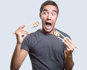 Sushi-Mann